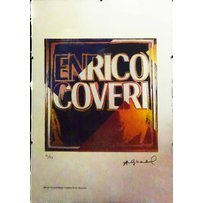 ANDY WARHOL 'Enrico Coveri'
