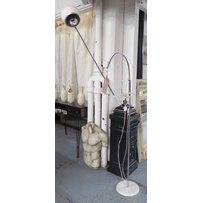 STILNOVO CHROME STANDARD LAMP