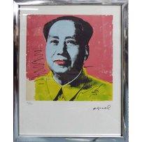 ANDY WARHOL 'Mao'