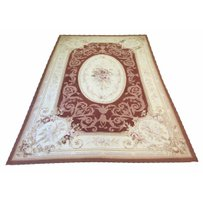 FINE AUBUSSON SAVONNERIE DESIGN CARPET