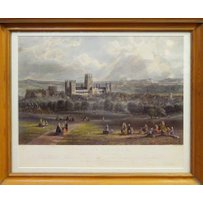 T.J. WILLMORE after JAMES WILSON CARMICHAEL 'City of Durham from the observatory fields'
