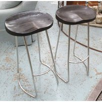 FRENCH CONNECTION BAR STOOLS