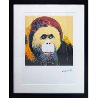 ANDY WARHOL 'Orangutan'