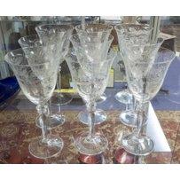 SWEDISH WINE GLASSES