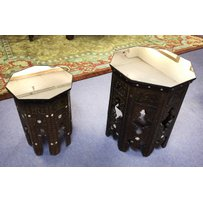 DAMASCUS LAMP TABLES