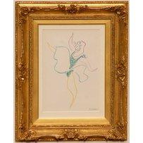 PABLO PICASSO 'Ballet'