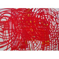 GINETTE FIANDACA 'Red forces'