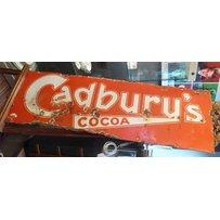 CADBURYS SIGN