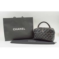 CHANEL BOWLING HANDBAG