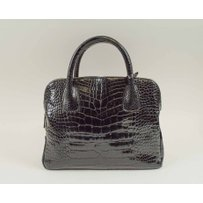 BESPOKE MADE CROCODILE HANDBAG