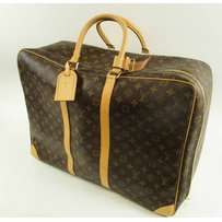 LOUIS VUITTON 'SIRIUS 50' MONOGRAM SUITCASE
