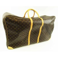 LOUIS VUITTON 'SIRIUS 70' MONOGRAM SUITCASE