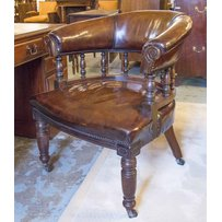 VICTORIAN DESK CHAIR