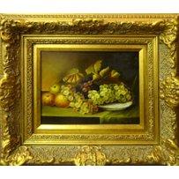 JOHN JOSEPH GABRIS 'Still lives with grapes'