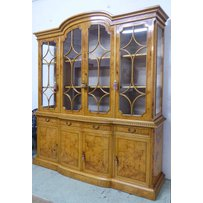 ANNIBALE COLOMBO COLLECTION BOOKCASE / DISPLAY CABINET