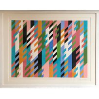 BRIDGET RILEY 'New Day'