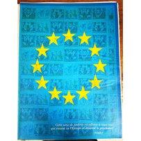 JEAN COCTEAU 'Nous croyons en l'Europe'