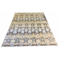 FINE IKAT DESIGN CARPET