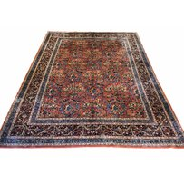 FINE ANTIQUE PERSIAN SAROUK CARPET
