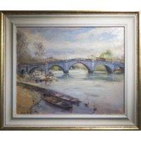 DAVID LLOYD SMITH 'Richmond Bridge'