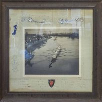 ST JOHNS OXFORD ROWING CLUB PHOTOGRAPH