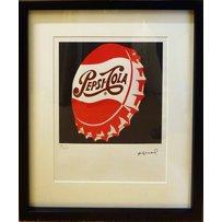 ANDY WARHOL 'Pepsi Cola'