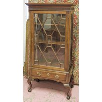 DISPLAY CABINET by T. Willson