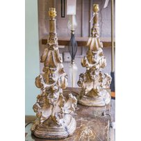 R V ASTLEY TABLE LAMPS