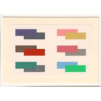 JOSEF ALBERS 'Composition'
