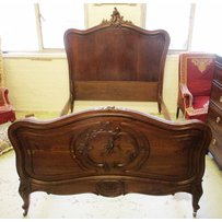 FRENCH BEDSTEAD