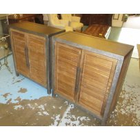 INDUSTRIAL STYLE CABINETS