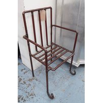 COPPER PIPING CHAIR
