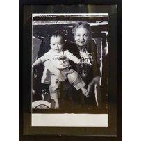 ZENON TEXEIRA 'Vivienne holding a baby'