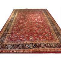 FINE SIGNED MESHAD CARPET