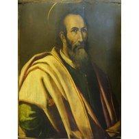 18TH CENTURY SCHOOL 'Portrait of Saint Paul'