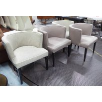 BEN WHISTLER DINING CHAIRS