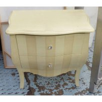 STRIPED COMMODE