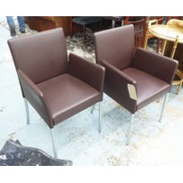 WALTER KNOLL DINING CHAIRS