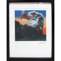 ANDY WARHOL 'Bald Eagle'