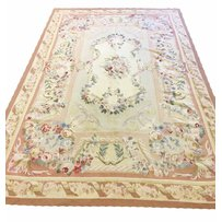 AUBUSSON SAVONNERIE DESIGN CARPET