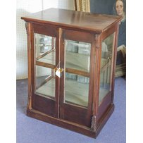 SHOP DISPLAY CABINET