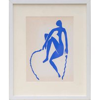HENRI MATISSE 'Blue nude with skipping rope'
