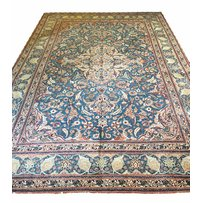 ANTIQUE PERSIAN SAFAVID DESIGN TABRIZ CARPET