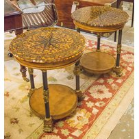 LAMP TABLES BY MAITLAND SMITH