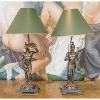 CENTURIAN TABLE LAMPS