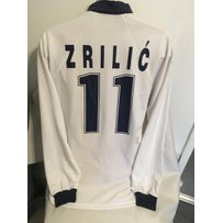 1999/2000 Osijek Intertoto Match Worn Football Shirt: Swapped with West Ham player after the matc…