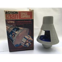 Action man , Palitoy, boxed Space Capsule