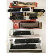 Included are 6 oo gauge locomotives including 2 Li…