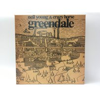 A Neil Young & Crazy Horse Greendale vinyl deluxe box set. T…