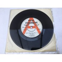 A rare 7inch promo disc by The Tickle titled 'Subway